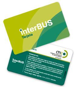 tarjeta interbus