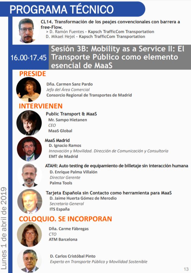 ponencia Enrique Palma ITSEspaña2019